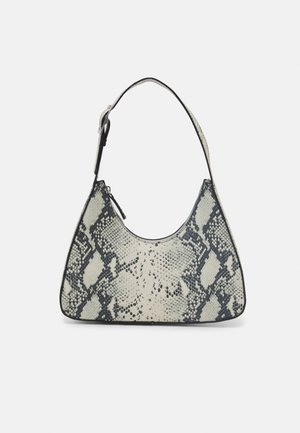 HAYDEN BAG - Handbag - offwhite/black