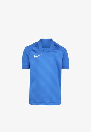 Sports shirt - royal blue / white