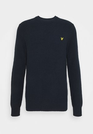 BASKET JUMPER - Maglione - dark navy