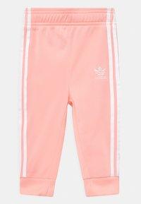 adidas Originals - Training jacket - haze coral/white - 2
