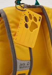 Jack Wolfskin - LITTLE JOE - Rucksack - burly yellow - 3