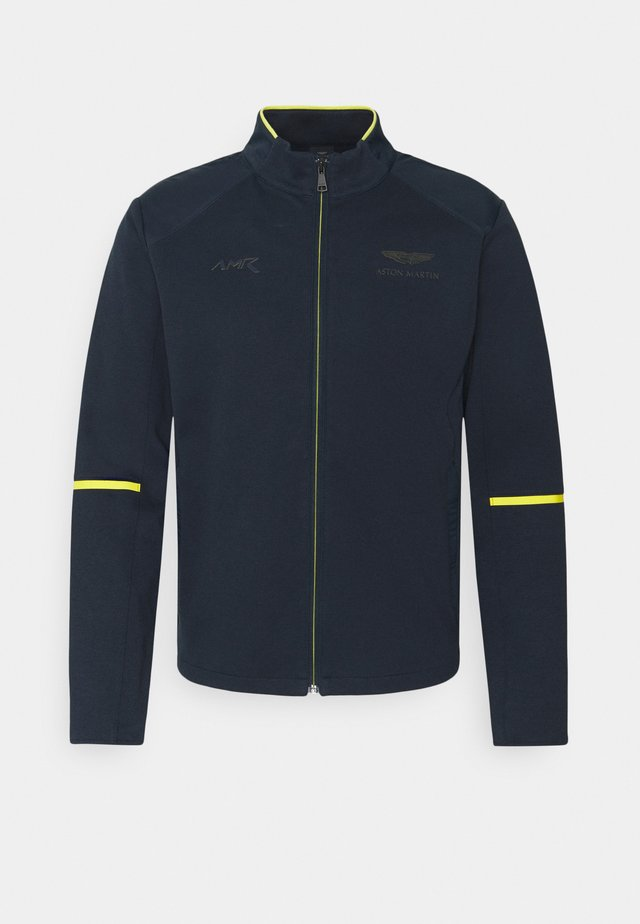 TEAM TRACK - Veste de survêtement - navy