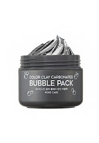 G9 - COLOR CLAY CARBONATED BUBBLE PACK - Face mask - - - 1