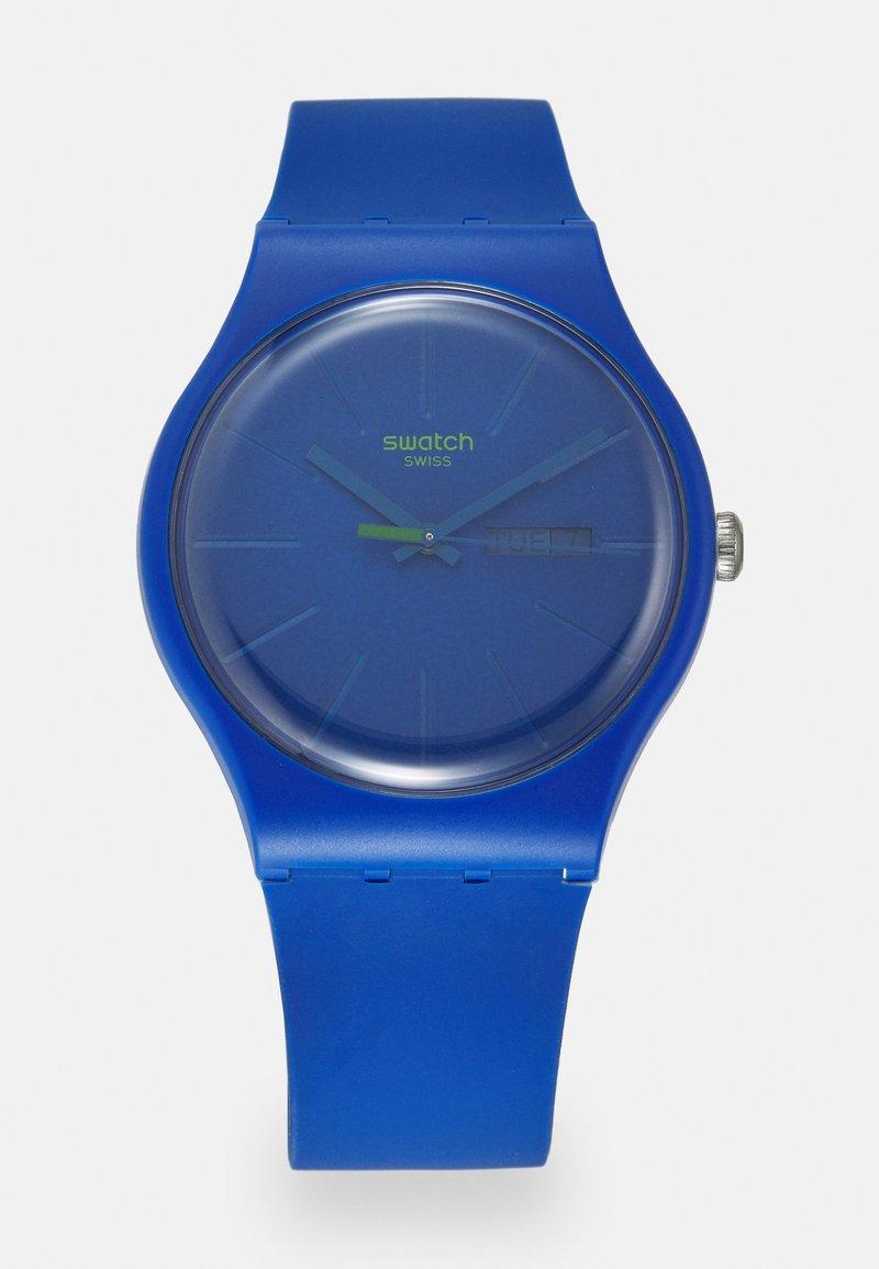 Swatch - BELTEMPO UNISEX - Hodinky - blue