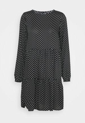 VMFIE SHORT DRESS - Sukienka letnia - black