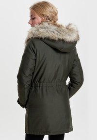 ONLY - Parka - peat - 2