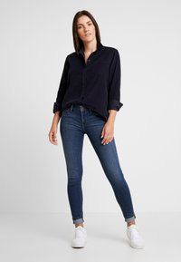 Lee - SCARLETT - Jeans Skinny Fit - dark ulrich - 1