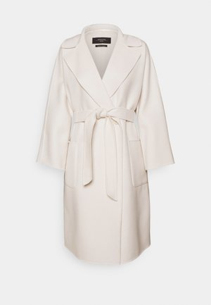 SELZ - Klasický kabát - weiss