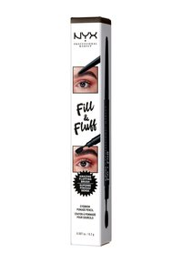 Nyx Professional Makeup - FILL&FLUFF EYEBROW POMADE PENCIL - Matite sopracciglia - 7 espreso - 1