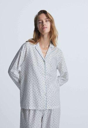 BLUMEN 31084731 - Nattøj trøjer - white