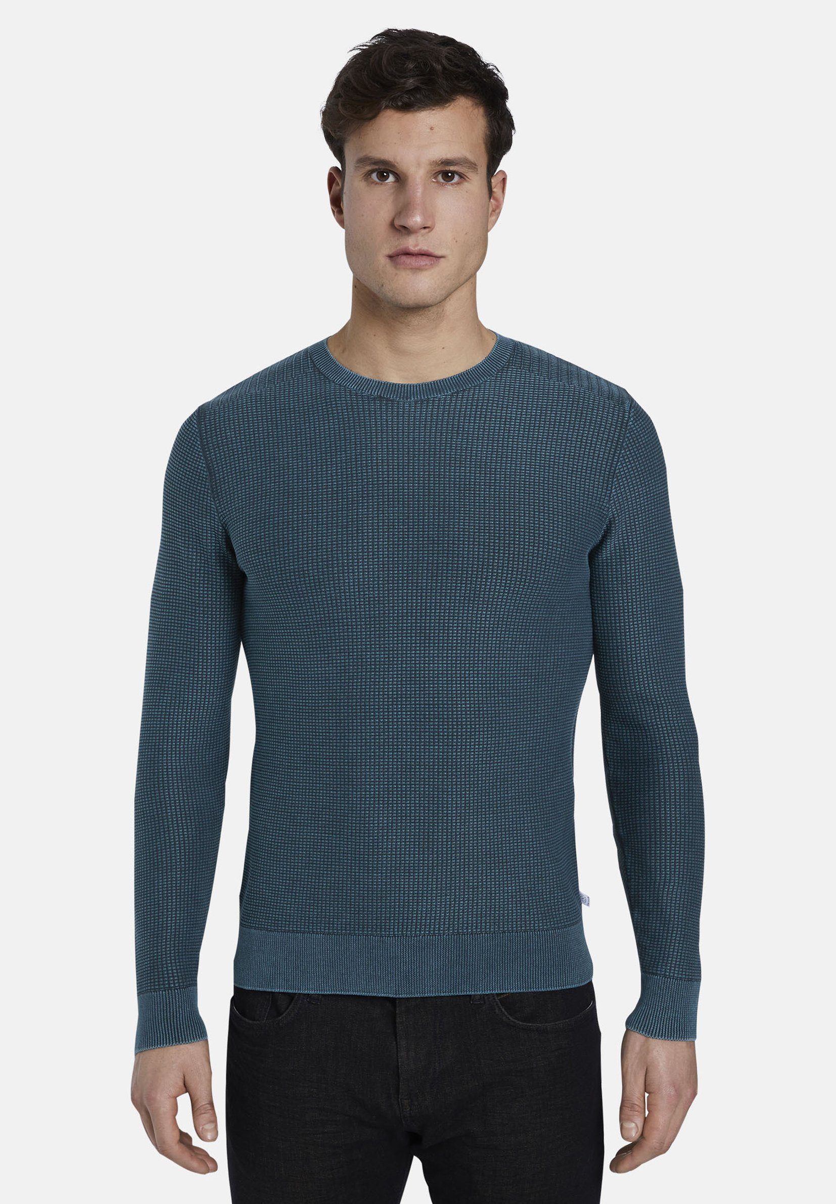Homme STRUCTURED - Pullover