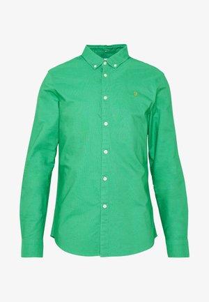 BREWER SLIM FIT - Skjorter - jade green