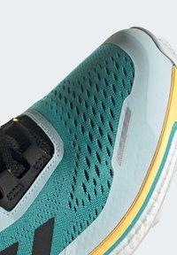 adidas Performance - TERREX AGRAVIC FLOW SHOES - Obuwie do biegania Szlak - turquoise - 6