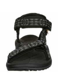 Teva - TERRA FI LITE - Chodecké sandály - rambler black - 5