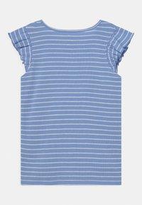 Cotton On - KAIA 3 PACK - T-shirt con stampa - dusk blue/indigo/steel - 1