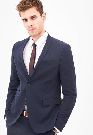 Suit jacket - black blue