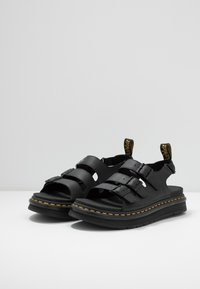 Dr. Martens - SOLOMAN 3 STRAP - Sandals - black - 2
