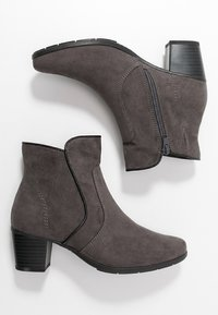 Jana - Classic ankle boots - graphite - 3