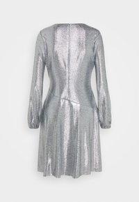 Lauren Ralph Lauren - DRESS - Cocktail dress / Party dress - dark grey/silver - 6