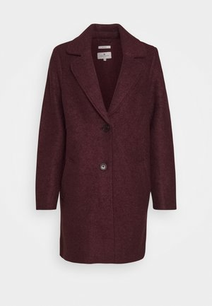 EASY WINTER COAT - Kappa / rock - gipsy purple