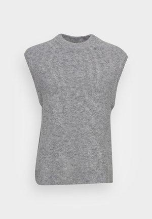NOR - Strickpullover - grey