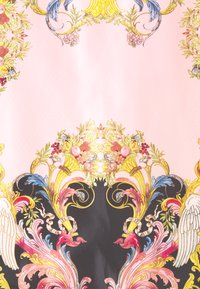 Versace Jeans Couture - LADY DUSTCOAT - Kurtka wiosenna - pink confetti/black - 2