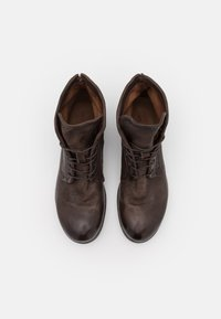 A.S.98 - CLASH - Lace-up ankle boots - fondente - 3