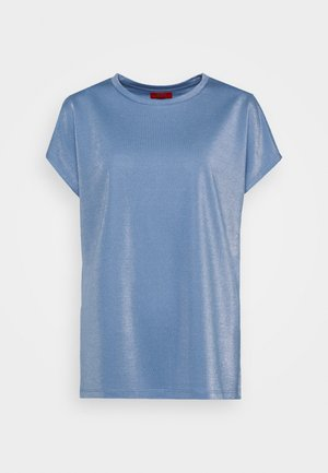DIJALLA - T-shirt basic - dark blue
