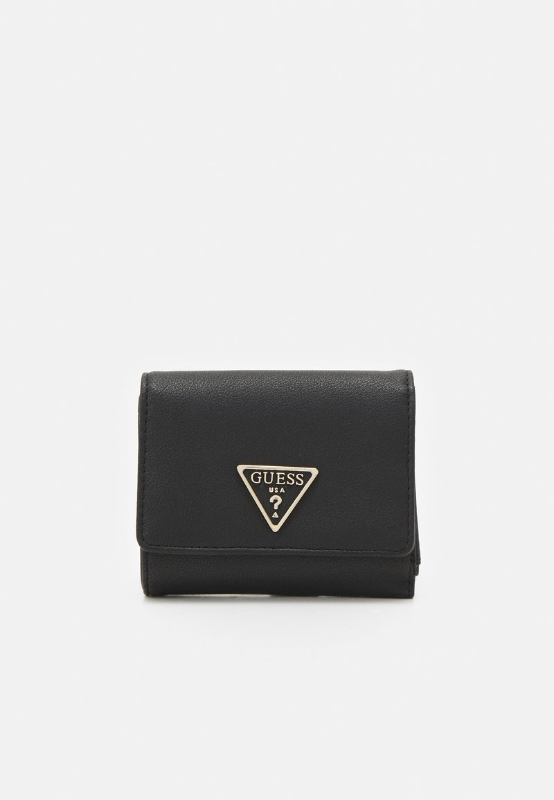Guess - NOELLE SMALL TRIFOLD - Wallet - black