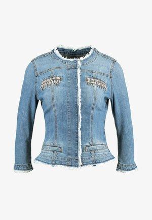 GIACCAKATE - Denim jacket - blue