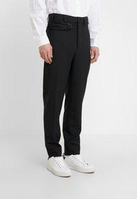 Damir Doma - PHOCAS PANTS - Trousers - black - 0