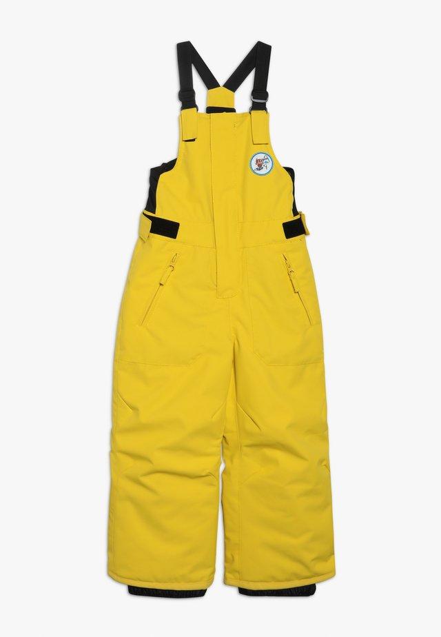 BOOGIE - Snow pants - sulphur