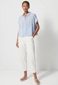 someday. - Button-down blouse - blau - 1