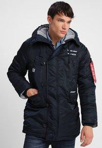 Alpha Industries - AIRBORNE - Winter coat - rep blue - 3