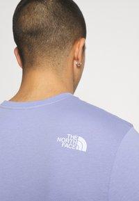 The North Face - STANDARD TEE - T-shirt imprimé - sweet lavender - 3