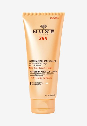 SUN REFRESHING AFTER-SUN LOTION FOR FACE & BODY - Aftersun - -