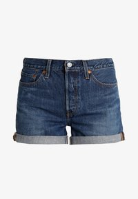 501® - Denim shorts - blue clue