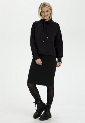 Sweatshirt - pitch black