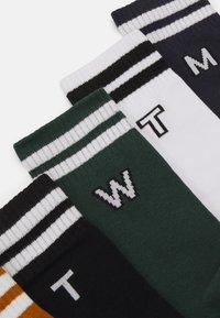 Urban Classics - COLLEGE LETTER SOCKS 7 PACK - Socks - multicolor - 2