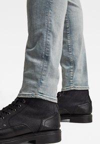 G-Star - LANCET VINTAGE NASSAU - Jeans Skinny Fit - light blue - 3