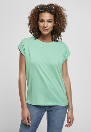 EXTENDED SHOULDER TEE - T-shirt basic - freshseed