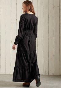 Superdry - BOHEMIAN - Maxi dress - black - 1