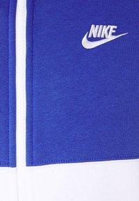 Nike Sportswear - SUIT SET - Tepláková souprava - astronomy blue/university red/white - 6