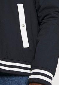 HARRINGTON - BOWLING - Summer jacket - marine - 6