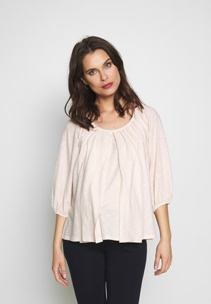 AIR BLOUSE - Topper langermet - light pink