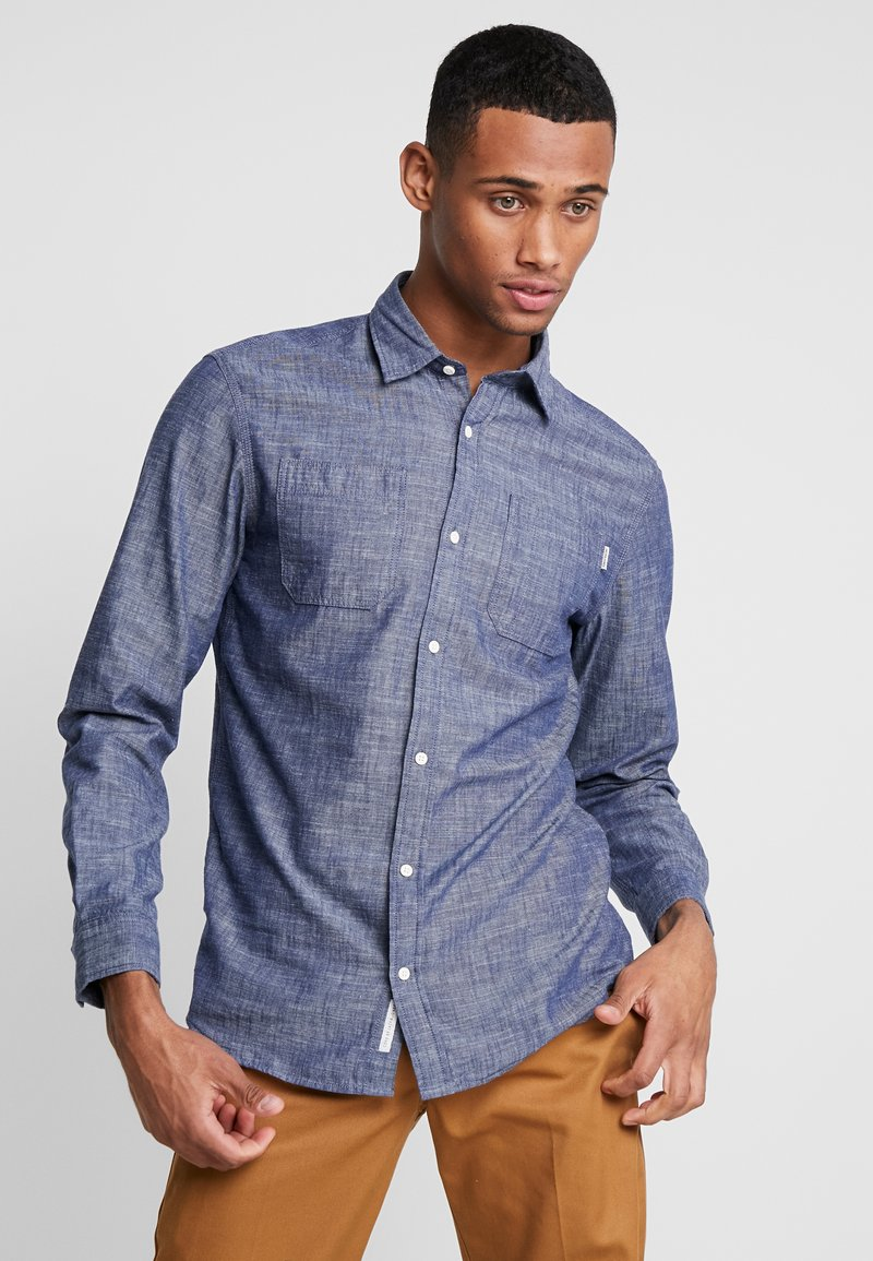 Jack & Jones - Camisa - chambray blue