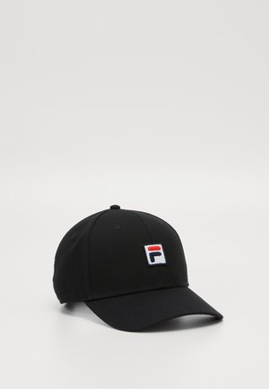 BOX LOGO - Cap - black