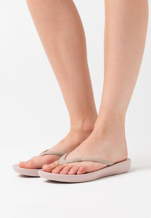 IQUSHION ERGONOMIC - Chanclas de dedo - taupe