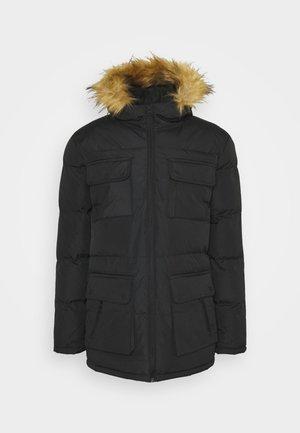 EVEREST - Zimní kabát - black