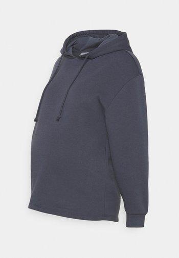 PCMCHILLI HOODIE - Sweatshirt - blue